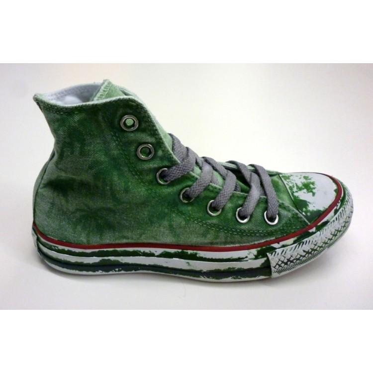 all star converse invecchiate