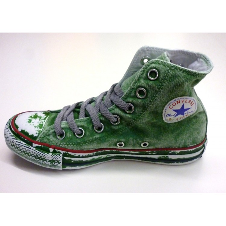 converse all star invecchiate