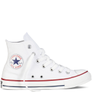 CONVERSE - ALL STAR HI CHUCK TAYLOR WHITE
