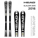 HEAD - SKI TEST WC REBELS ISL RD TEAM + FREEFLEX 11 2015/16 MIS.138