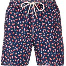 MC2 SAINT BARTH - LIGHTING SWIM SHORT