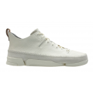CLARKS - TRIGENIC FLEX WHITE
